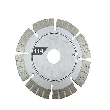 pequena lâmina de serra diâmetro exterior: 114 milímetros), diâmetro interno: 20 mm)