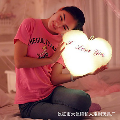 1pc kleur veranderende romantische verjaardagscadeau muziek ster te versterken 's nachts het licht