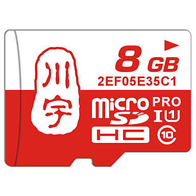 Kawau 8GB Tarjeta TF tarjeta Micro SD tarjeta de memoria UHS-I U1 Clase 10