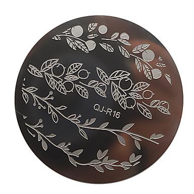 Nagel-Kunst-Platte Stamper Scraper 5.6*5.6