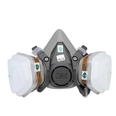 Teollisuuden suojaava pöly kaasunaamarit (materiaali: kumi&muovit&aktiivihiili;)