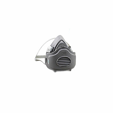 specielle gummi halvmaske til forebyggelse industrielle støv (model 3200)