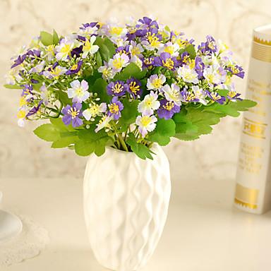 Kunstige blomster 1pcs Gren Moderne Stil Lilla Bordblomst