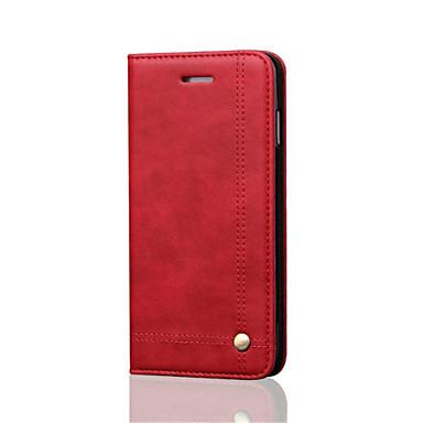 Hülle Für Apple iPhone 8 iPhone 8 Plus iPhone 6 iPhone 6 Plus Kreditkartenfächer Geldbeutel Stoßresistent mit Halterung Flipbare Hülle