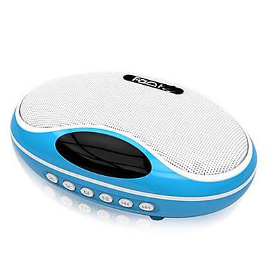 Voor buiten Docking-luidsprekers Bluetooth Draagbaar Draadloos Bluetooth 3.0 3.5mm AUX Wit Rood Blauw Cherry Red