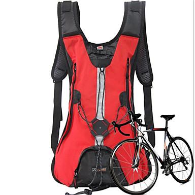 Bolsa de Bicicleta 20LLPacotes de Mochilas Mochilas de Escalada Mochila & Bolsa de Hidratação Mochila de Ciclismo MochilaÁ Prova-de-Água