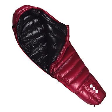 MOUNTAINGUEST Bolsa de dormir Al aire libre -30 °C Saco Mummy Plumón de Pato Mantiene abrigado / Compresión para Invierno