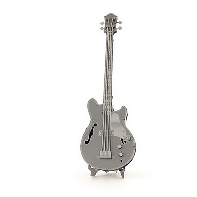 voordelige 3D-puzzels-Aipin 3D-puzzels Modelbouwsets Muziekinstrumenten Metallic Jongens Meisjes Speeltjes Geschenk