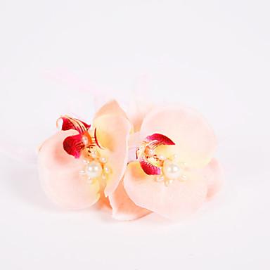 Hochzeitsblumen Armbandblume Hochzeit Party / Abend Chiffon Polyester Schaum 5 cm ca.