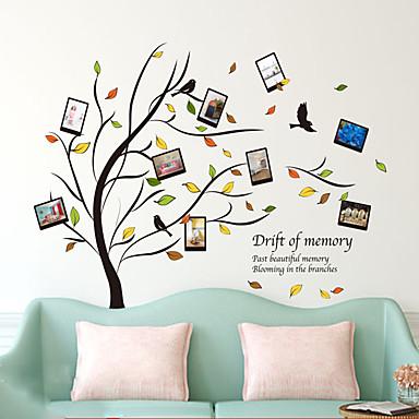 Natura morta romanticismo botanica adesivi murali adesivi for Adesivi decorativi da parete
