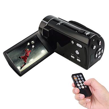 ordro 16x digitaler Zoom 1080p Kamera-Camcorder 3,0-Zoll-LCD-Display, elektronische Bildstabilisierung, Gesichtserkennung