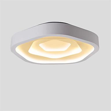 CXYlight Moderne / Nutidig Takplafond Omgivelseslys - Mini Stil LED, 110-120V 220-240V, Varm Hvit Hvit, LED lyskilde inkludert