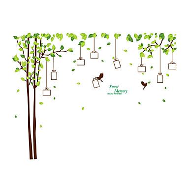 Dieren / Botanisch / Kerstmis Wall Stickers Vliegtuig Muurstickers Decoratieve Muurstickers,PVC MateriaalWasbaar / Verwijderbaar /
