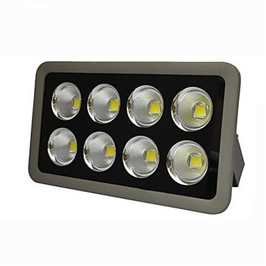 1pc 400w led floodlight plen lights vanntett dekorative utendørs belysning varm hvit kald hvit 85-265v