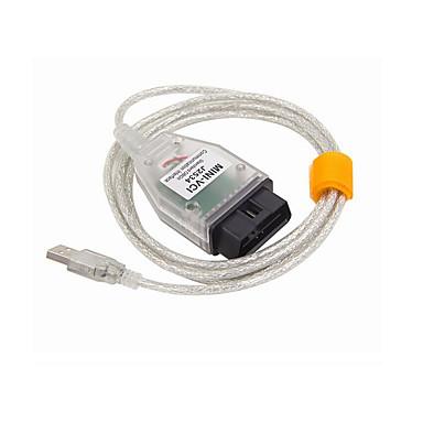 mini-J2534 vci para toyota toyota diagnóstico linha de teste chip de qualidade v10.10.018