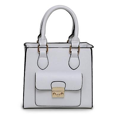 Damer PU Fritid Håndtaske
