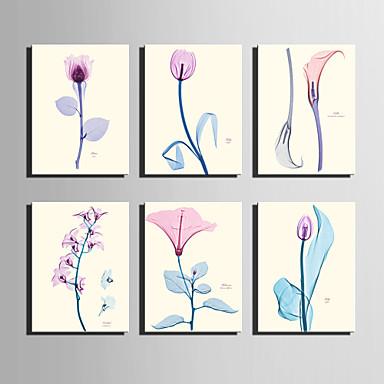 Botanisch Ein Panel Vertikal Druck Wand Dekoration Haus Dekoration