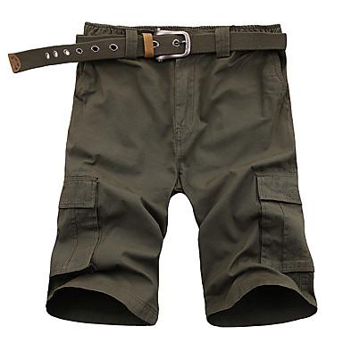 Herre Trekking-shorts Påførelig Åndbart Shorts Underdele for Campering & Vandring M L XL XXL