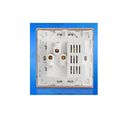 None Draadloos OthersUSB socket series, Material: Phosphor Bronze + bulletproof quality PC material, the product uses: mobile phones,