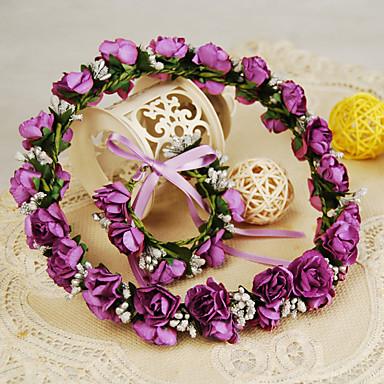 Fødselsdag Plast Bryllup Dekorationer Rustik Theme Sommer