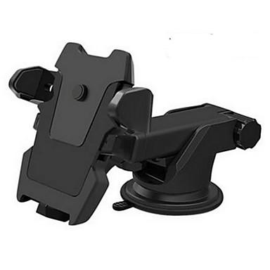 suporte do telefone de suporte de silicone otário dashboard móvel telescópica para o vidro do automóvel / navegador