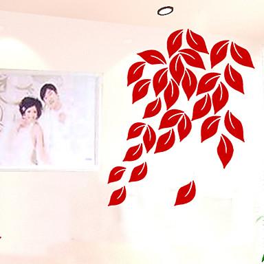 Jul / Romantik / fantasi Wall Stickers 3D mur klistermærkerDekorative Mur Klistermærker / Køleskabs klistermærker / Bryllups