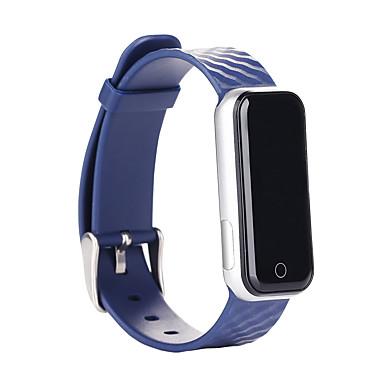 HFQ Q50 Pulseira InteligenteImpermeável Suspensão Longa Pedômetros Esportivo Monitor de Batimento Cardíaco Relogio Despertador Sensível