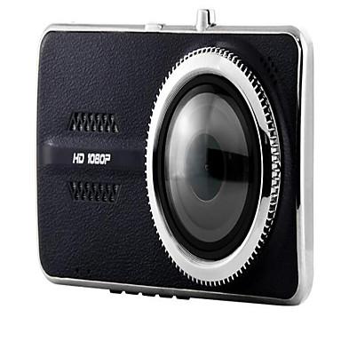 Full HD 1920 x 1080 1080p Auto DVR 120 graden / 170 graden Wijde hoek 5MP CMOS 4 inch(es) Dash Cam met Autorecorder