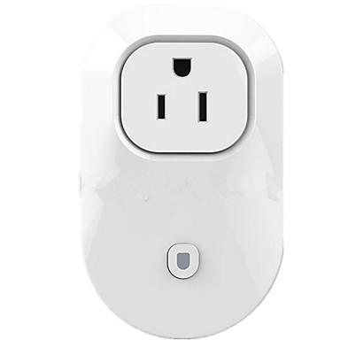 Neutral Cabeada Others Intelligent socket Branco