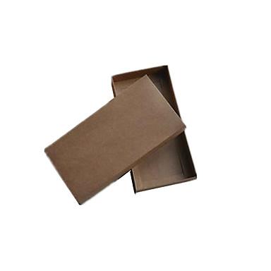 fem 22,5 * 11,7 * 3,7 cm kasser til emballage pr pakke
