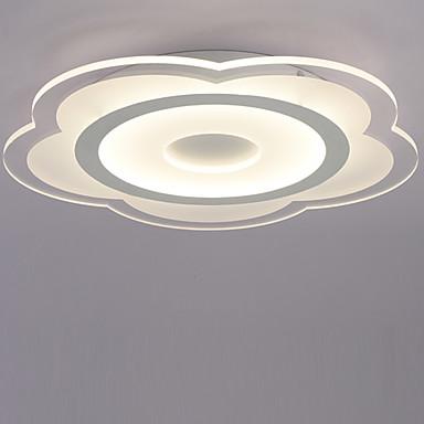 Unterputz Moonlight - LED, 110-120V / 220-240V, Wärm Weiß / Weiß, LED-Lichtquelle enthalten / 10-15㎡ / integrierte LED