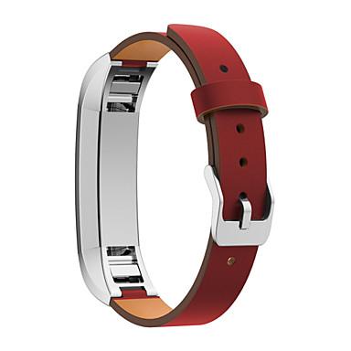 Uhrenarmband für Fitbit Alta Fitbit Klassische Schnalle Leder Handschlaufe