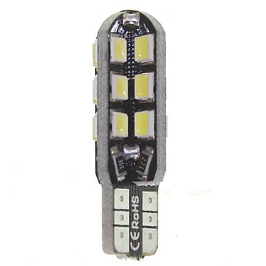 SENCART 10 Stück Auto Leuchtbirnen 400lm Innenbeleuchtung