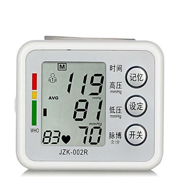 jzk jzk-002r håndled blodtryk enhed elektronisk stemme blodtryk meter både kinesisk og engelsk