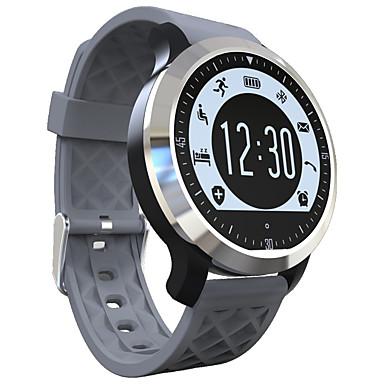 Bozlun® F69 Pulsera SmartResistente al Agua Long Standby Podómetros Atención de Salud Monitor de Pulso Cardiaco Pantalla táctil Múltiples