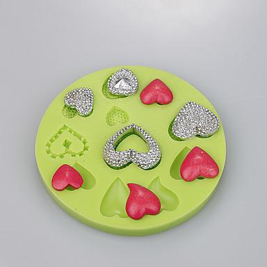 Bageværktøj Silikone Øko Venlig / Nonstick / Ny ankomst Kage / Småkage / Cupcake Cake Moulds