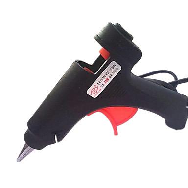 pistola de cola 20w eletrônica manual do hot melt