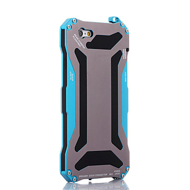 Case For Apple iPhone 6 iPhone 6 Plus Water Resistant Dustproof Shockproof Back Cover Armor Hard Metal for iPhone 7 Plus iPhone 7 iPhone