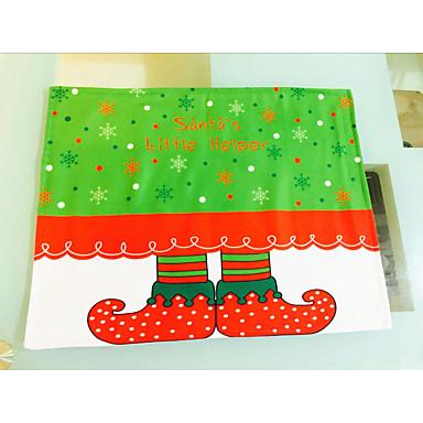 Polyester Bruiloftsdecoraties-1piece / Set Kerstmis rustieke Theme Herfst Winter