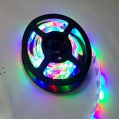 1m führte Lichterketten 60led Feiertagsdekoration Lampe Festival Weihnachten Außenbeleuchtung flexible Auto LED-Lichtstreifen