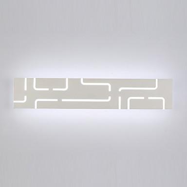Modern / Zeitgenössisch Badezimmerbeleuchtung Metall Wandleuchte IP44 220v / 110V 18W