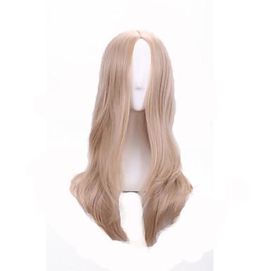 High Fashion Harajuku Women Wig Ombre Wig Carve Nautral