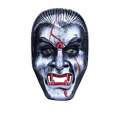 1pc de vampier masker voor Halloween kostuum partij willekeurige kleur