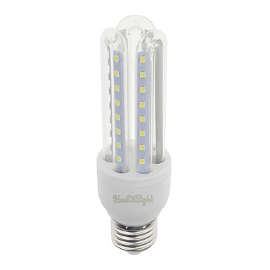 YouOKLight 750 lm E26/E27 LED-maissilamput T 48 ledit SMD 2835 Koristeltu Lämmin valkoinen Kylmä valkoinen AC 85-265V