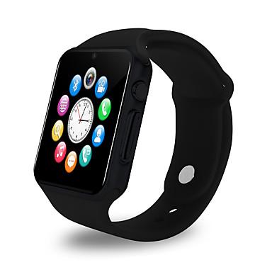 Relógio inteligente iOS / Android Calorias Queimadas / Chamadas com Mão Livre / Tela de toque / Distancia de Rastreamento / Pedômetros Monitor de Atividade / Monitor de Sono / Lembrete sedentária