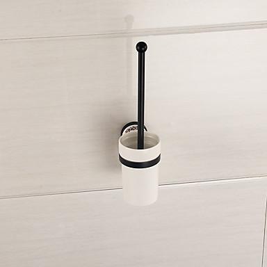 トイレブラシ&ホルダー 高品質 真鍮 1枚 - ホテルバス