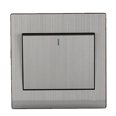 Wyatt seinäkatkaisin pistorasia esittää yksittäisen kytkin 1 auki 86 tyyppi seinäkatkaisin pistorasia / kolme paketti myytävänä