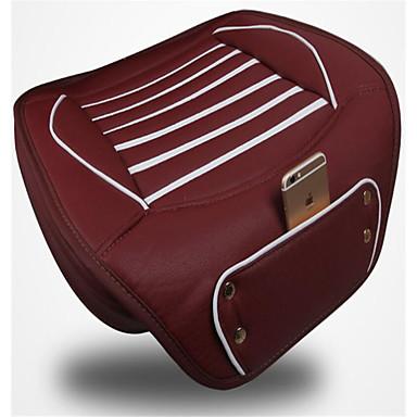 voordelige Auto-interieur accessoires-Auto-stoelkussens Zitkussens Zwart Beige Rood Functie for Universeel