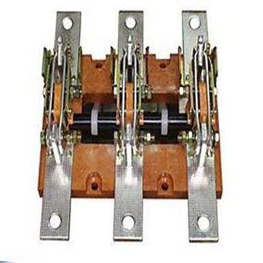 interruptor de aislamiento eléctrico de baja tensión seccionador abierto hd13bx-600/31 de cristal
