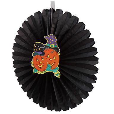 (Padrão é aleatório) 1pc hallowmas traje do partido decorar props